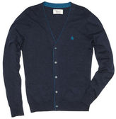 Original Penguin 5 Button Jersey Cardigan