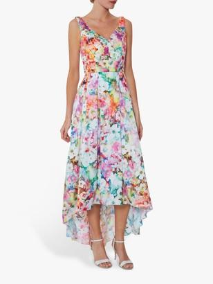 Gina Bacconi Reegan Floral Dress, Multi