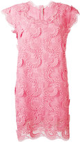 Ermanno Scervino embroidered dress - women - Silk/Polyester - 44