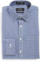 Nordstrom Gingham Smartcare Wrinkle-Free Regular Fit Dress Shirt