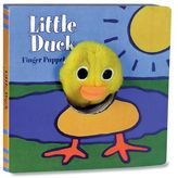 Bed Bath & Beyond Little Duck: Finger Puppet Book