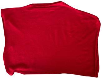 Loro Piana Red Cashmere Knitwear