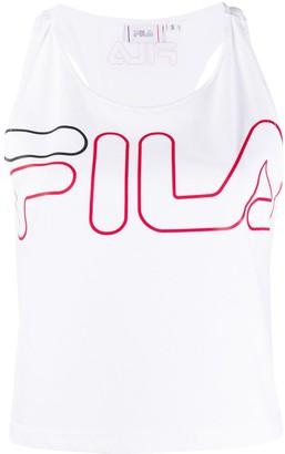 Fila Branded Vest Top