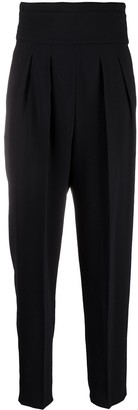 IRO High-Waisted Tapered Trousers