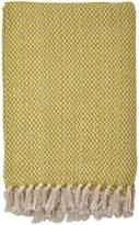 LIV INTERIOR Woven Cotton Blanket 130x180cm