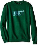 Obey Men's Varsity Sweatshirt
