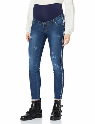 ohma! Women's Pantalones Maternity Trousers
