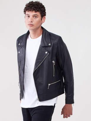 Leroy Deadwood Leather Jacket