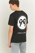 Soulland Ribbon Black T-shirt