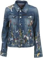 Calvin Klein Jeans Paint Splash Jacket