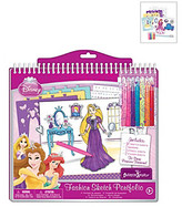 Fashion Angels Disney Princess® Coloring Portfolio