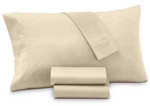 Charter Club Sleep Soft Viscose from Bamboo Blend 4-Pc. Queen Sheet Set, 300-Thread Count, Created for Macy's Bedding