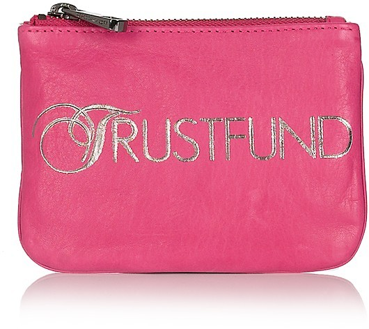 Rebecca Minkoff Trustfund Leather Pouch