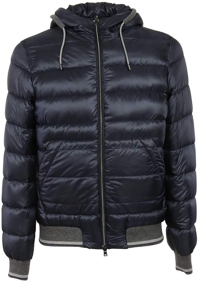 Herno Zipped Down Jacket