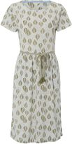 White Stuff Indian Leaf Jersey Dress