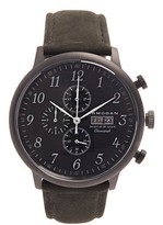 Armogan - Spirit Of St. Louis Stainless-steel Watch - Mens - Black Multi