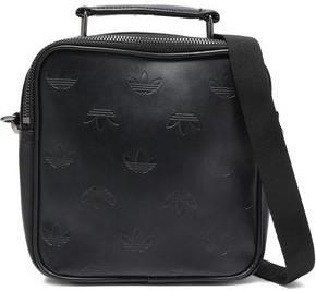 adidas Faux Leather Shoulder Bag