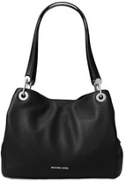 Michael Kors Michael Raven Pebble Leather Tote