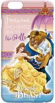 Disney Princess Beauty & The Beast Personalised iPhone 6 Case