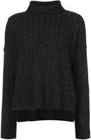 Derek Lam 10 Crosby Long Sleeve Turtleneck Sweater