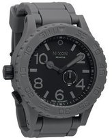 Nixon Men's A236-195 Simplify Rubber Watch