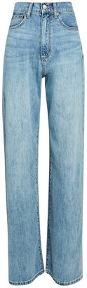 WeWoreWhat High-Rise Wide-Leg Jeans