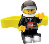 Lego Police Officer Head Lamp