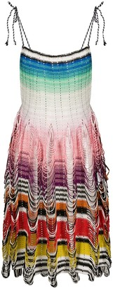 Missoni Mare Loop-Knit Beach Dress