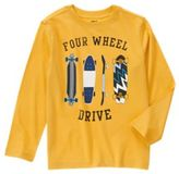 Crazy 8 Four Wheel Drive Tee