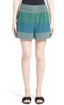 Opening Ceremony Women's Silk Foulard Shorts