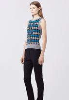 Diane von Furstenberg Loran Sweater Vest