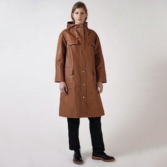 Kate Sheridan Amber Pop Mac Raincoat - S/M