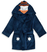 Petit Lem Sheriff and Cowboy Theme Hooded Robe