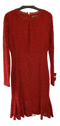 Silvian Heach Red Lace Dresses