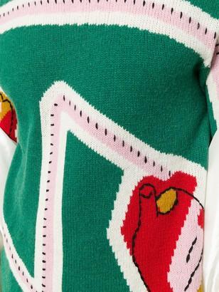 Henrik Vibskov Hands On Knit jumper