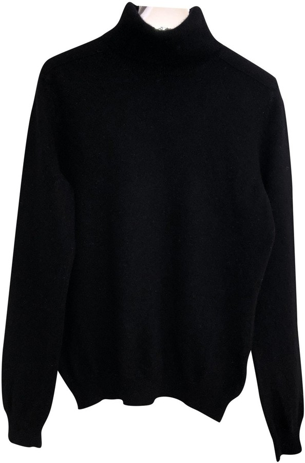 Gerard Darel Black Cashmere Knitwear for Women