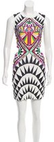 Mara Hoffman Digital Print Bodycon Dress