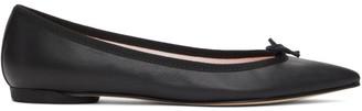 Repetto Black Brigitte Ballerina Flats