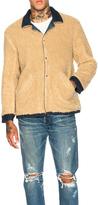 Simon Miller Asahi Faux Shearling Jacket
