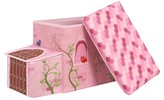 Greenway Collapsible Princess Castle Storage Ottoman