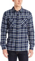 Threads 4 Thought Men's Sherpa Lined Work Shirt