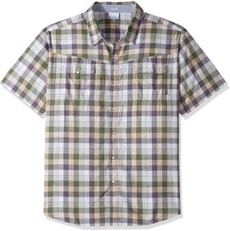 Columbia Men's Leadville Ridge Big Short Sleeve Shirt