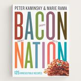 """Bacon Nation"" Cookbook"