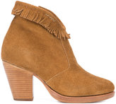 Visvim Denali bootie - women - Leather/Suede/rubber - 7