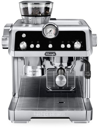 De'Longhi La Specialista Dual-Heating System Espresso Machine