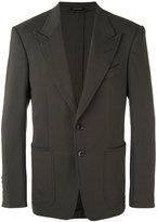 Tom Ford two-button blazer - men - Silk/Spandex/Elastane/Cupro/Viscose - 48