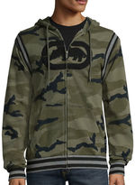 Ecko Unlimited Unltd. Quiltify Full-Zip Hoodie