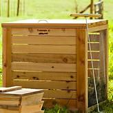 Williams-Sonoma Farmer D Cedar Composter