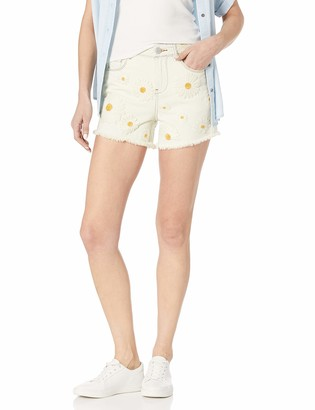 Blank NYC Women's The Perry Denim MOM Short