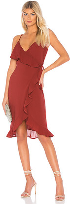 Donna Mizani Kate Midi Dress